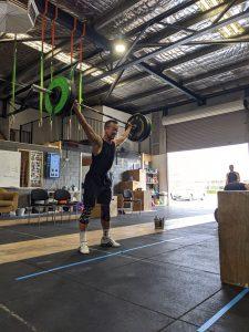 Coach Bjorn Voon CrossFit Fibre