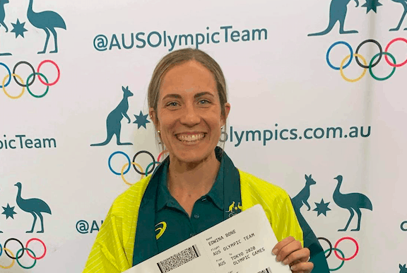 Coach Eddie gets selected for Tokyo Olympics 2021